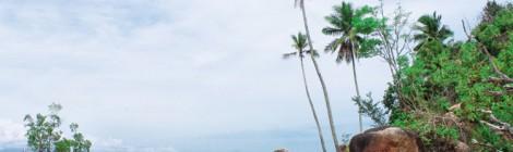 Pantai Batu Kalang dan Ingatan Purba
